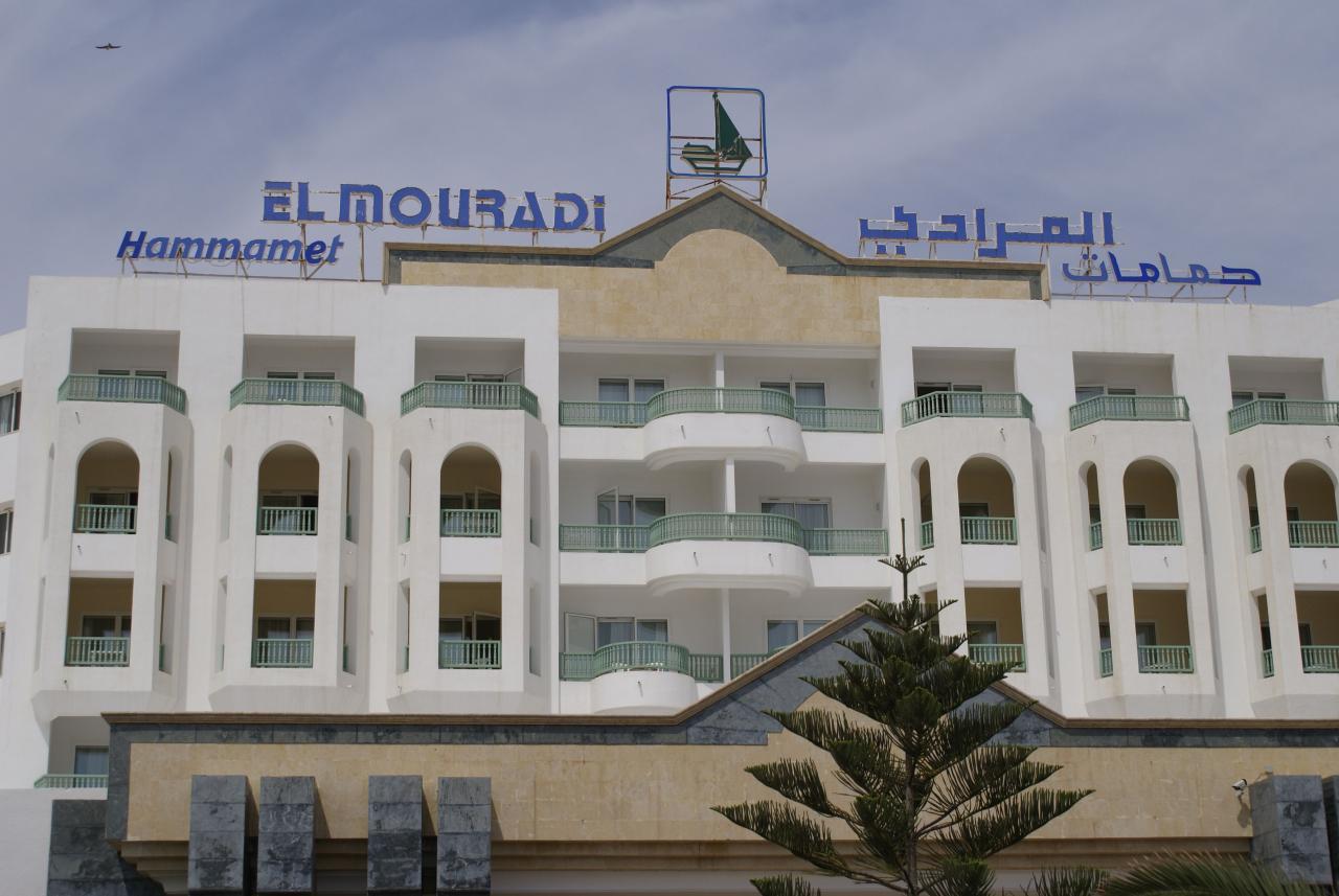 El Mouradi Hammamet*****
