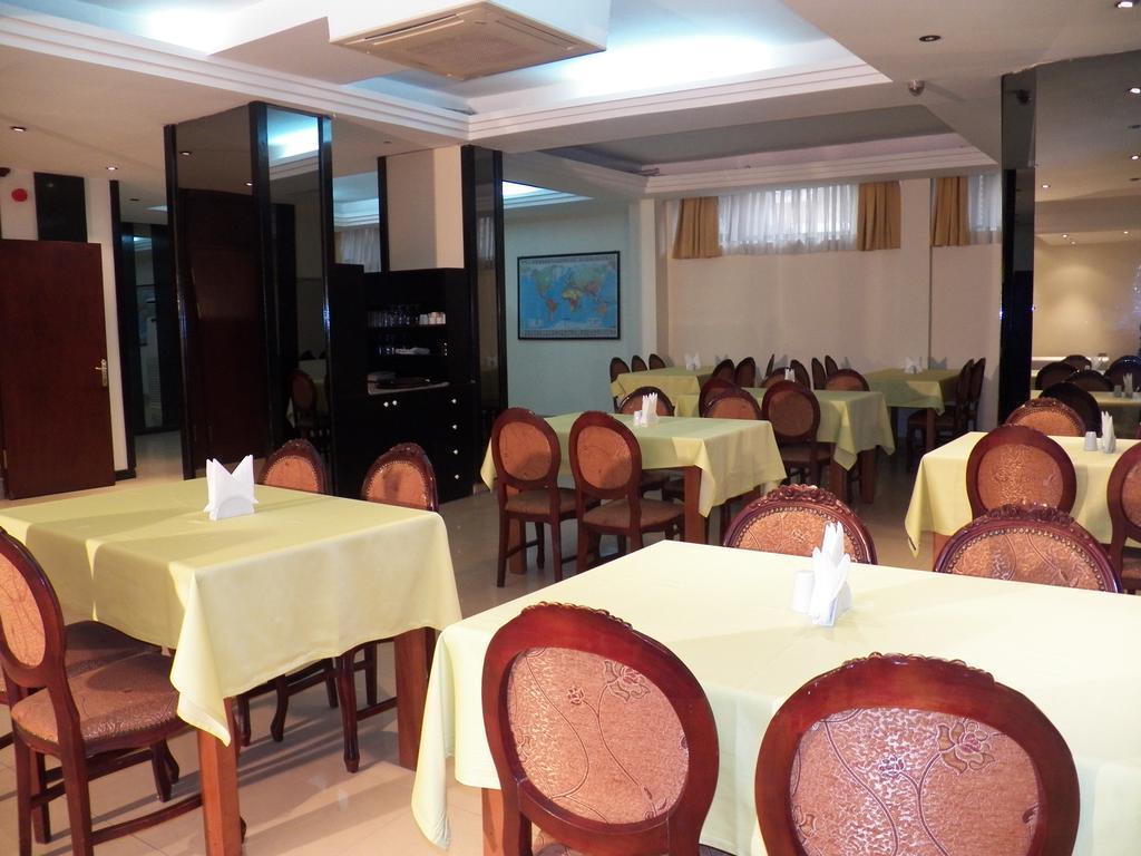 Sabena Hotel***