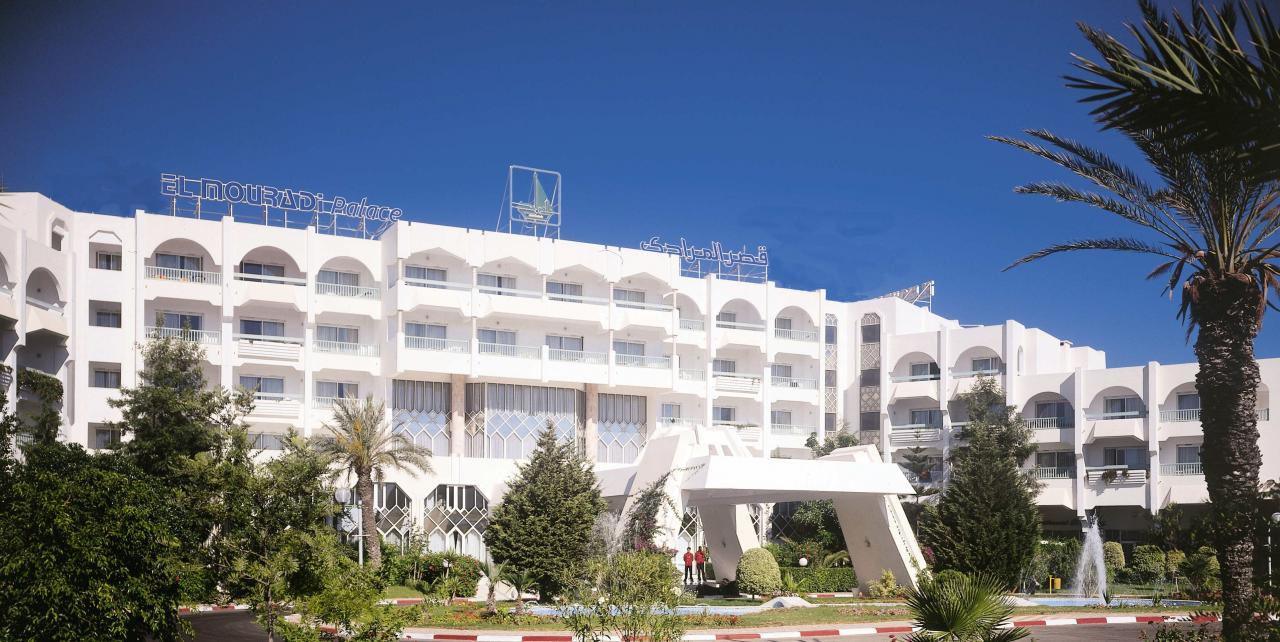 El Mouradi Palace*****