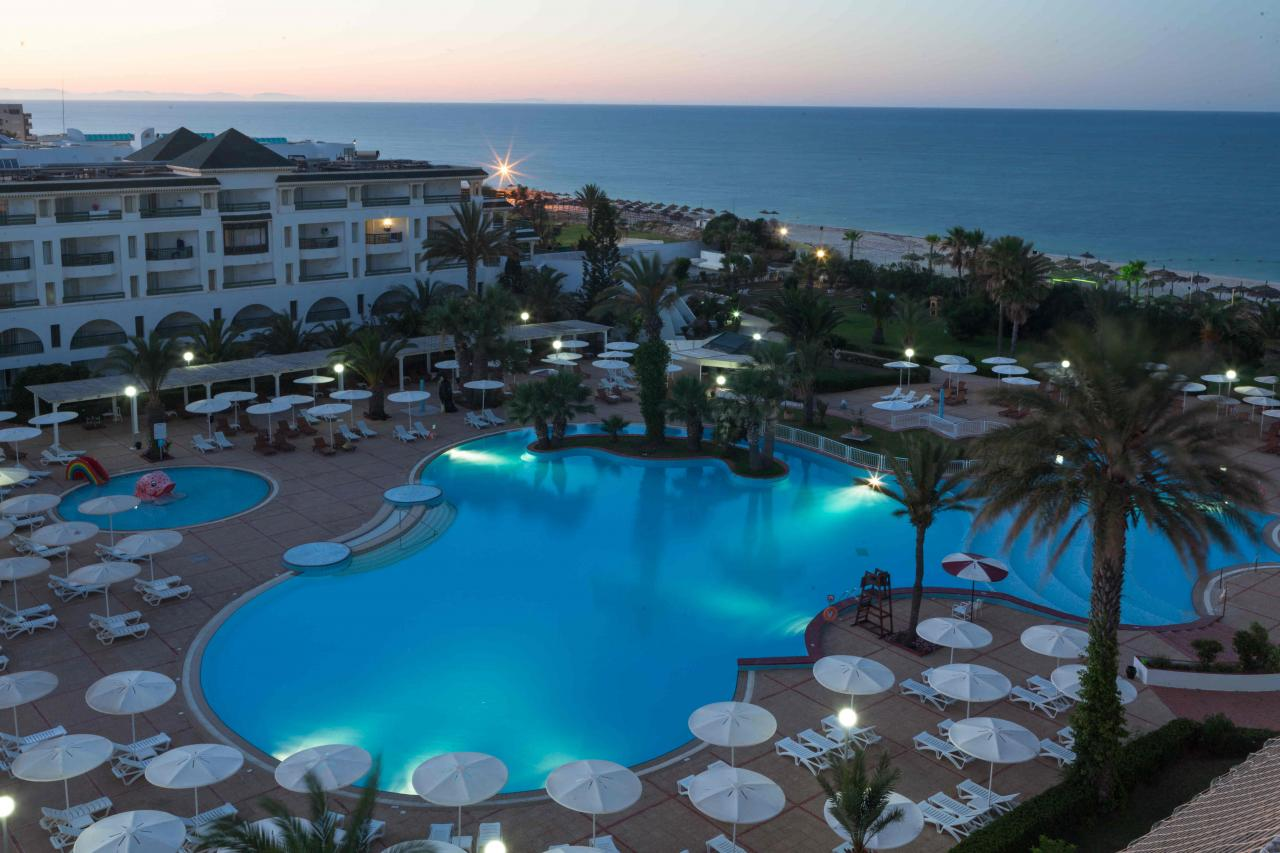 El Mouradi Palm Marina*****